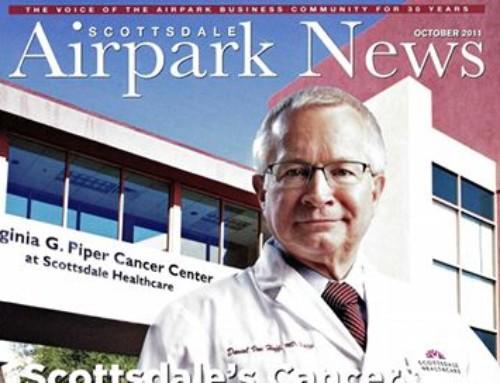 Writing: Dr. Daniel Von Hoff Takes On Cancer
